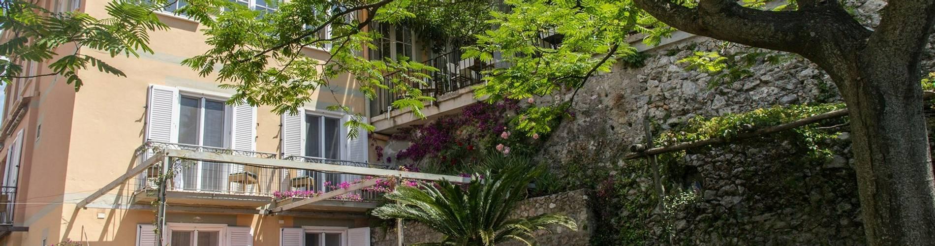 Villa Maria, Amalfi Coast, Italy, Garden - ground floor.jpg