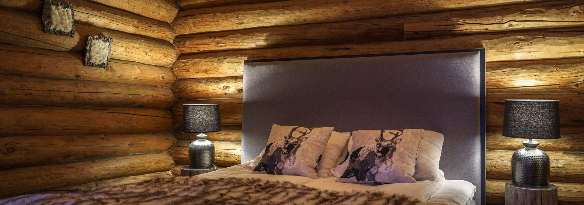 Muotka Riverside Room1   Credit Wilderness Hotel Muotka