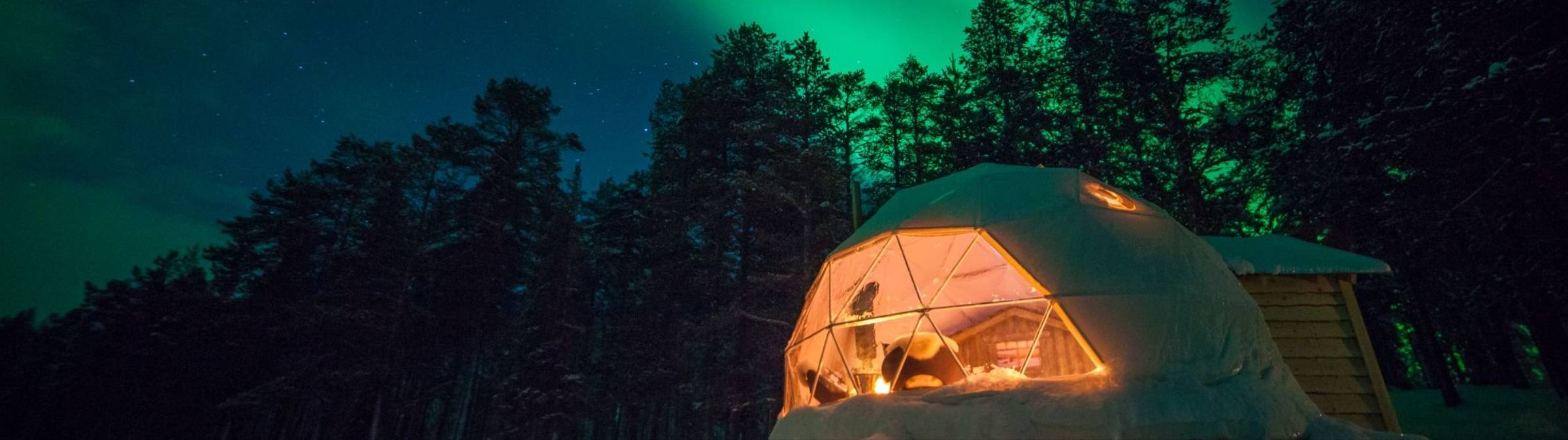 Aurora Dome Credit Antti Pietikäinen
