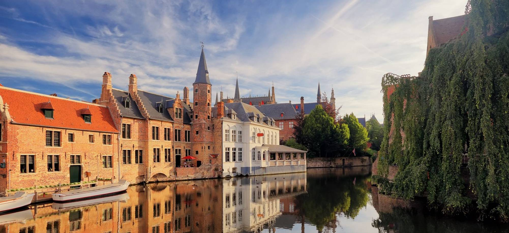 Bruges   Canals   Itinerary Desktop