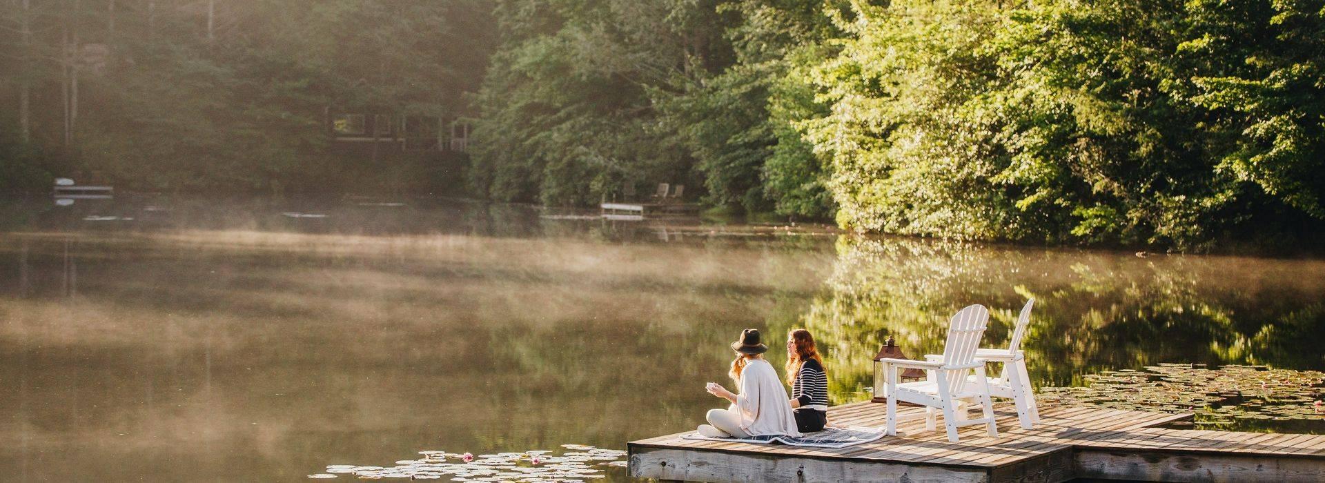 North Carolina Wellness Vacations