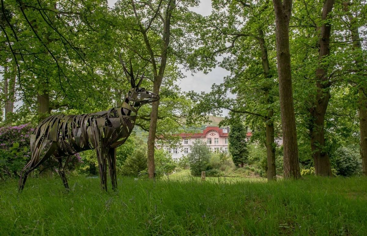10694_0061 - Longmynd House - Garden