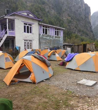 Koto camp