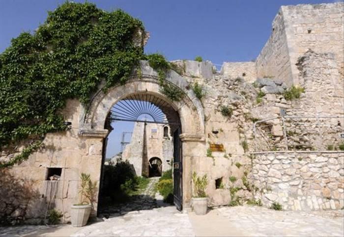Pulsano Monastery (Lee Morgan)