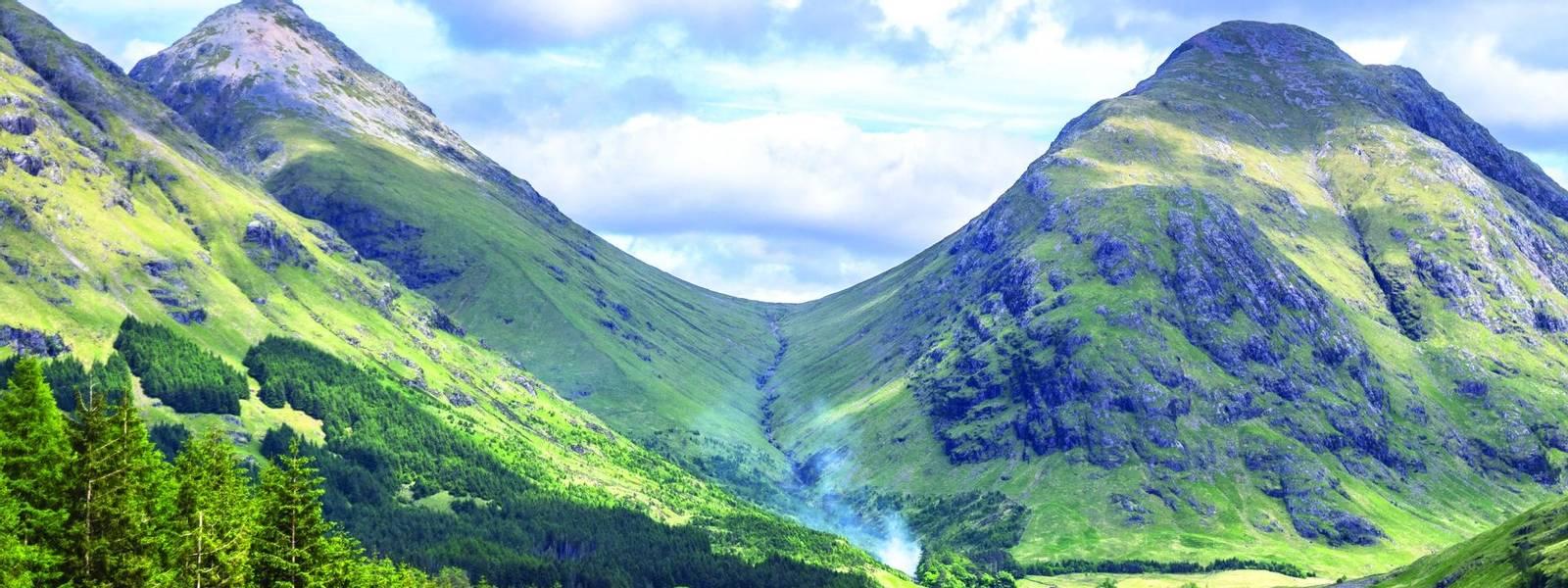 UK Guided Walking Glen Coe