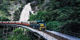 Spirit of Queensland Explorer and Rainforest Rail Adventure