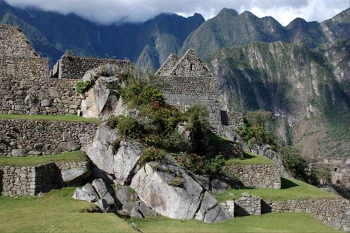 Machu Picchu ruins (Thomas Mills)