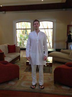 Ananda kurta pyjamas