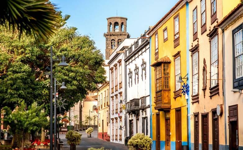La Laguna street view