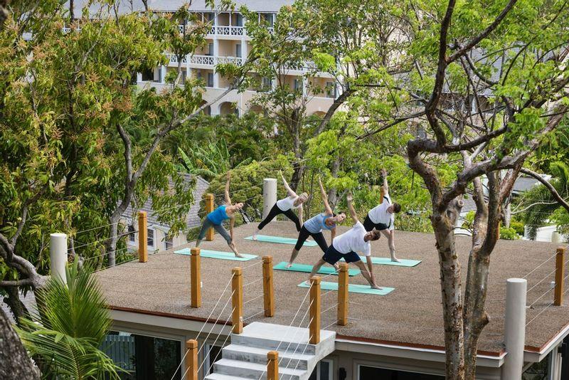 Yoga at BodyHoliday