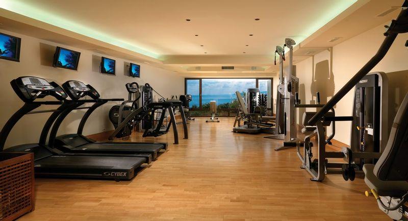 Porto Elounda gym, Crete