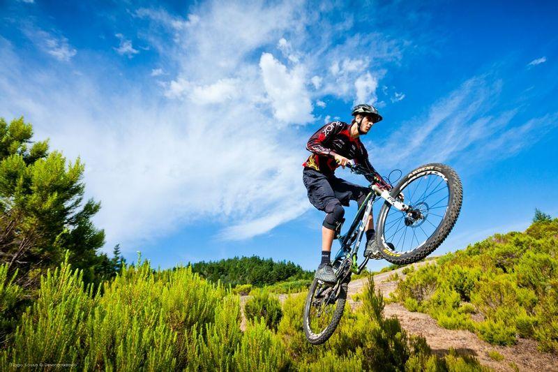 galo biking