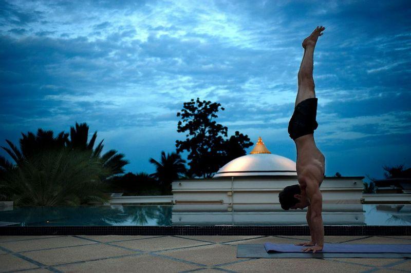 Yoga & Diving