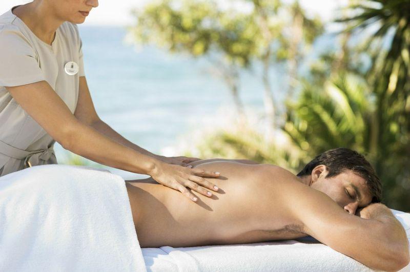 Marbella Club massage