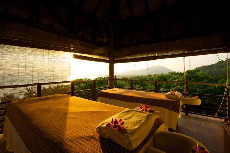 Treatment at Kamalaya