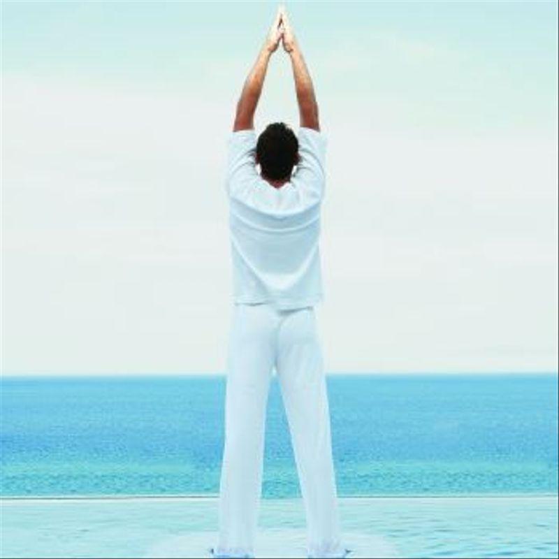 Mountain Pose - yoga asana