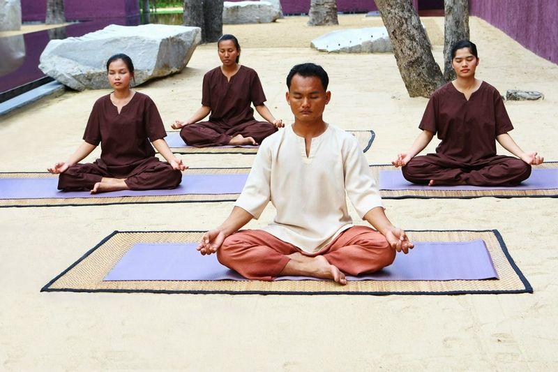 ayurvedic meditation
