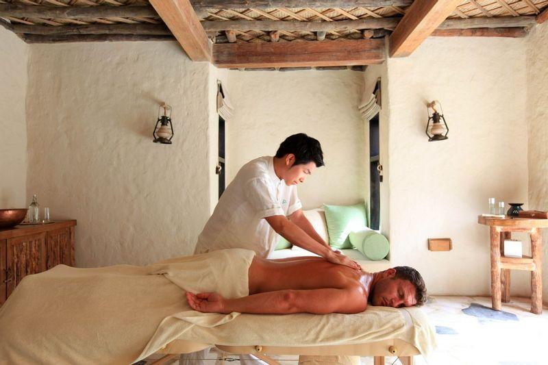 Zighy Bay massage