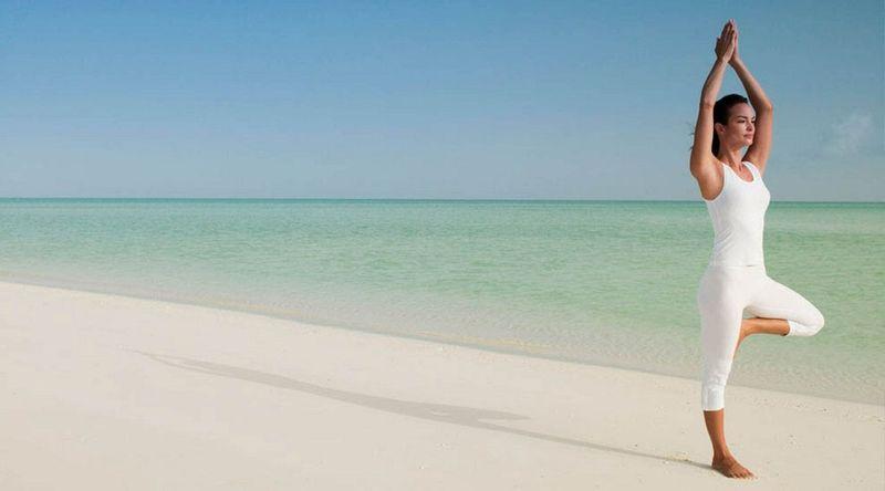 Yoga & Beach