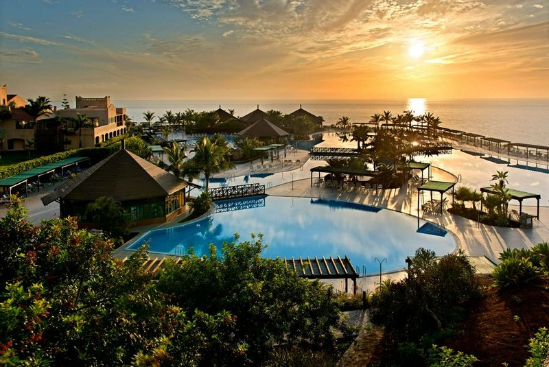Birdseye view of La Palma & Teneguia Princess Resort