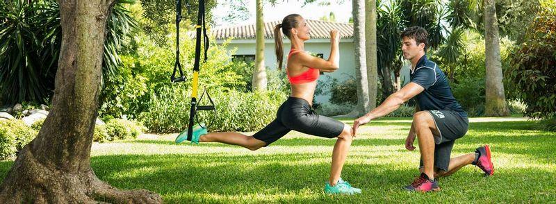 Bodyweight Exercise Marbella Club