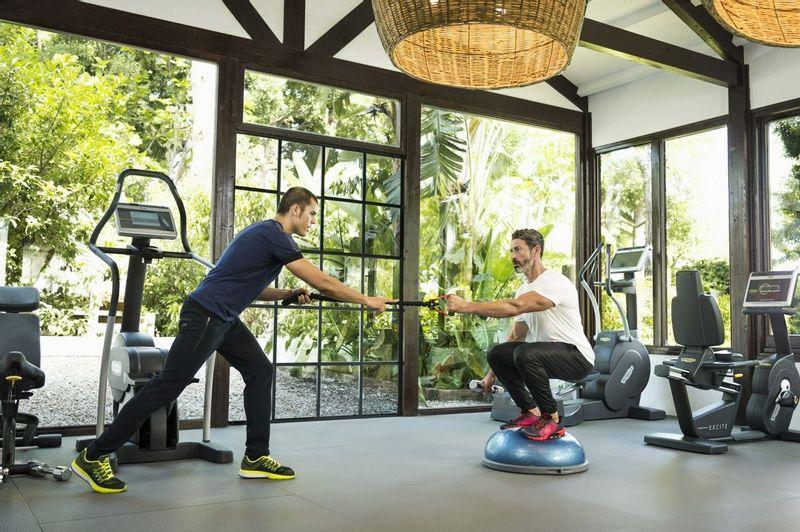 Fitness Training Group Marbella Club