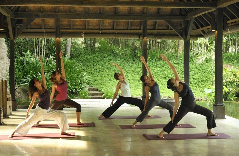 Yoga & Sports